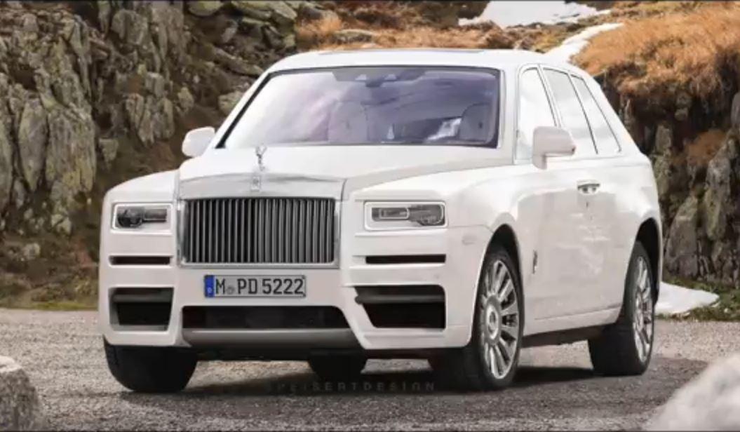 Photo of Μία πρόγευση από την πανάκριβη Rolls Royce Cullinan [vid]