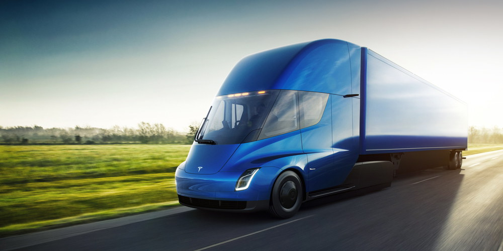 Photo of To 2019 θα βγει στους δρόμους το φορτηγό Tesla Semi [vid]