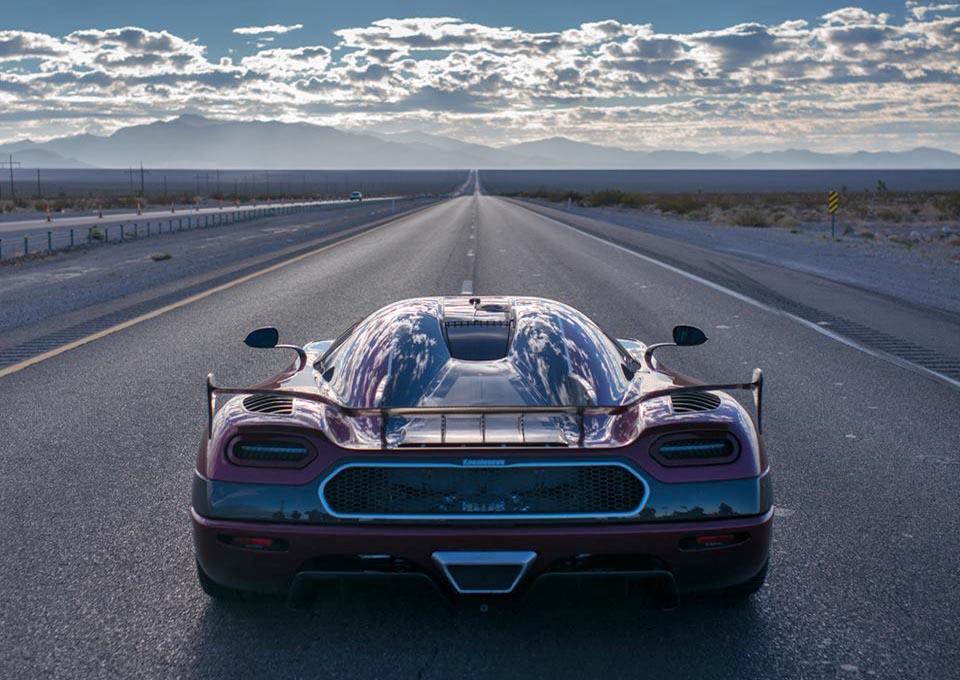 Photo of Επίσημο: Το Koenigsegg Agera RS είναι το ταχύτερο στον κόσμο με 447,19 χλμ./ώρα!