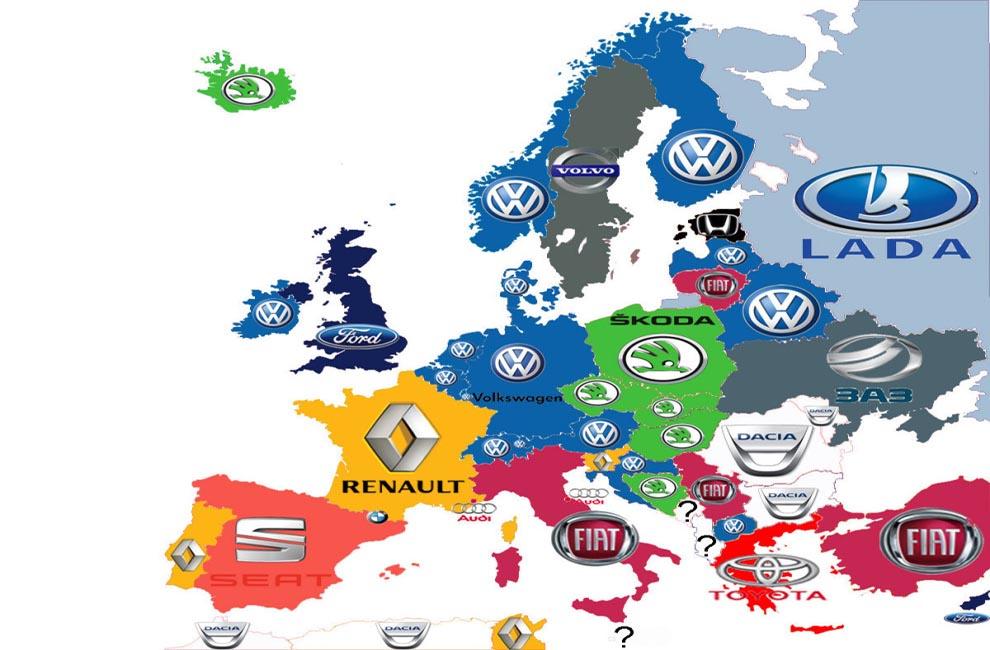 Photo of Αυτά είναι τα δημοφιλέστερα μοντέλα στην Ευρώπη!