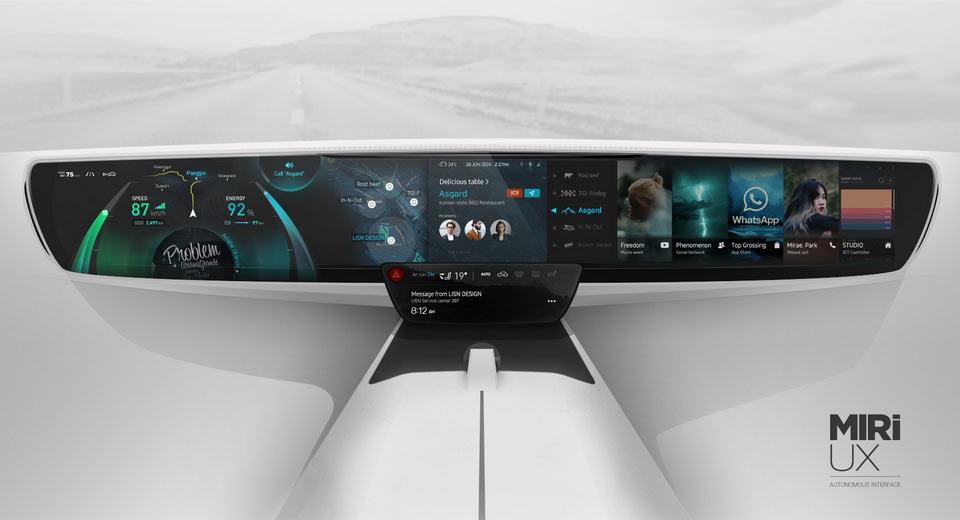 Photo of Πως θα είναι τα ταμπλό των αυτοκινήτων στο μέλλον;