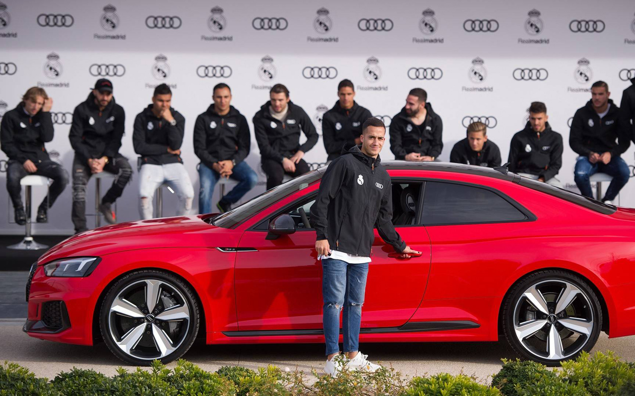 Photo of Τι οδηγούν οι παίχτες της Ρεάλ Μαδρίτης;