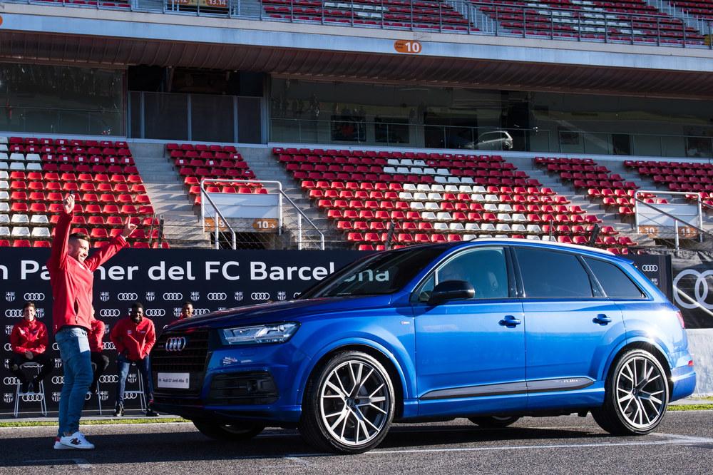 Photo of O Βαλβέρδε δεν μπορούσε να βάλει μπροστά το νέο του Audi [vid]