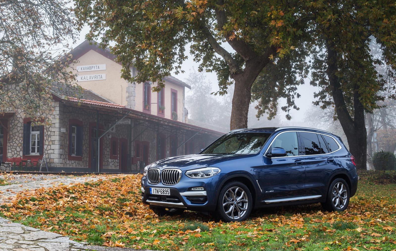 Photo of Οδηγούμε τη νέα BMW X3 & Σειρά 6 [first drive]