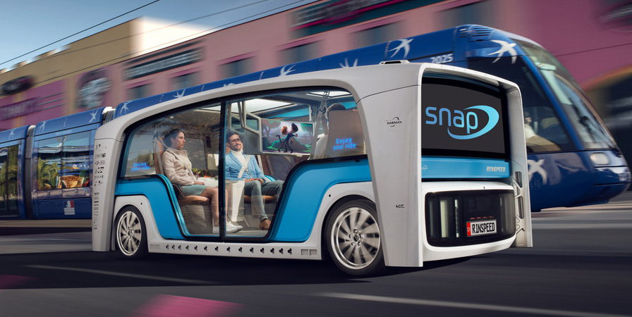 Photo of Στην CES στο Λας Βέγκας θα παρουσιάσει η Rinspeed το Snap Concept