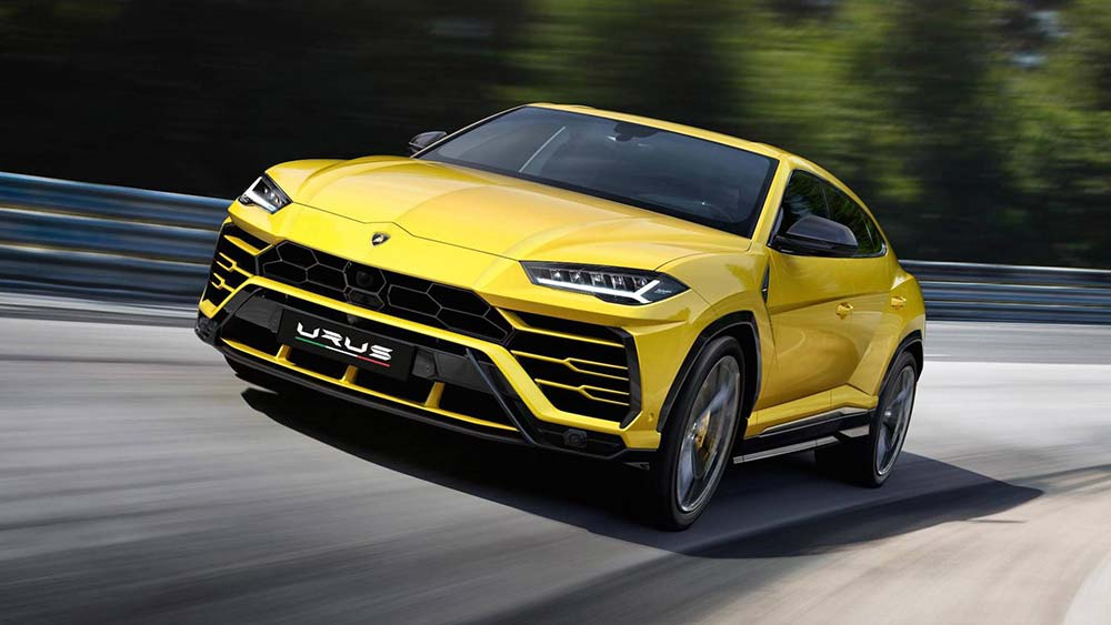 Photo of Lamborghini Urus, στο δρόμο για το ring…