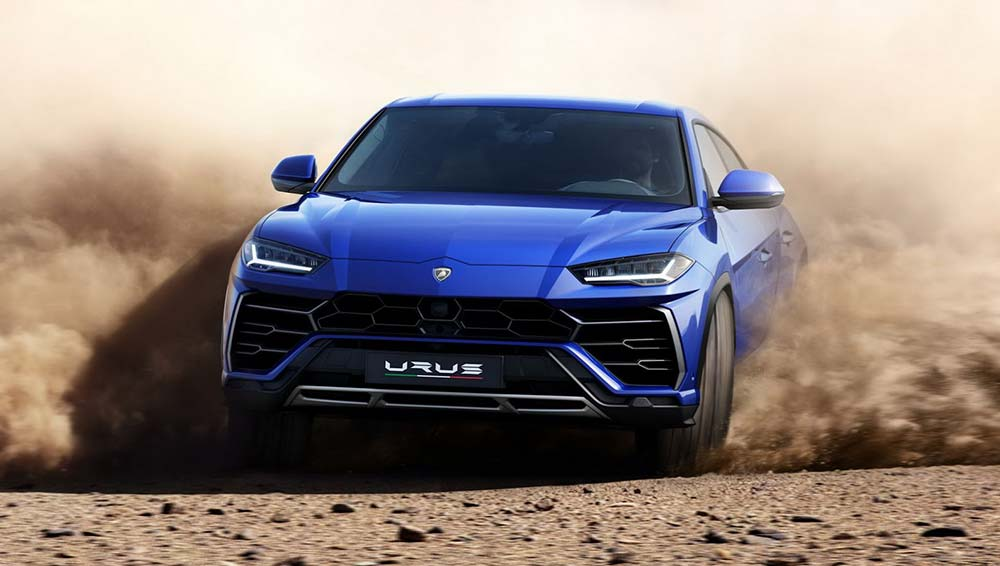 Photo of Lamborghini Urus, το Super SUV! [vid]