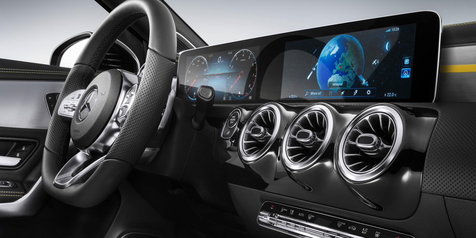 Photo of H Mercedes-Benz θα παρουσιάσει στο Λας Βέγκας τη νέα γενιά πολυμέσων