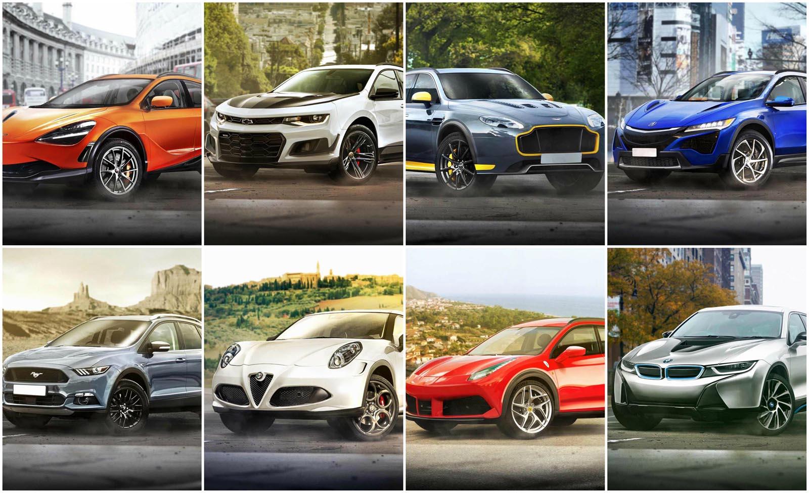 Photo of Ποια από τα παρακάτω 8 SUV θα θέλατε να δείτε στους δρόμους;