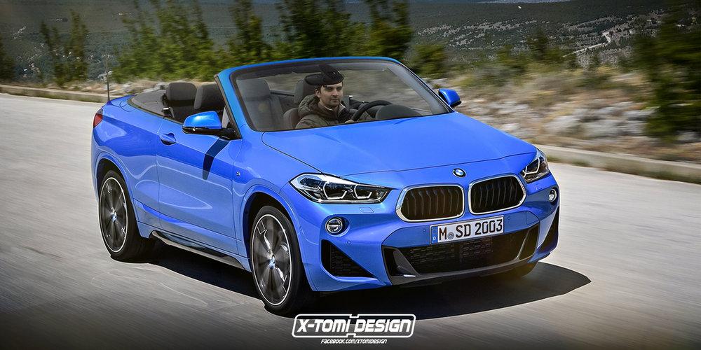 Photo of Θα δούμε ανοικτή έκδοση της BMW X2;
