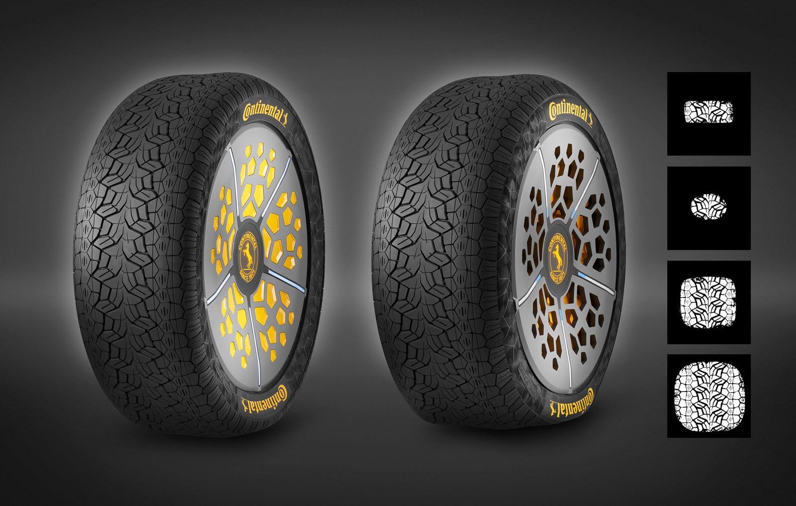 Photo of Η Continental παρουσιάζει 2 νέα concepts τεχνολογίας ελαστικών