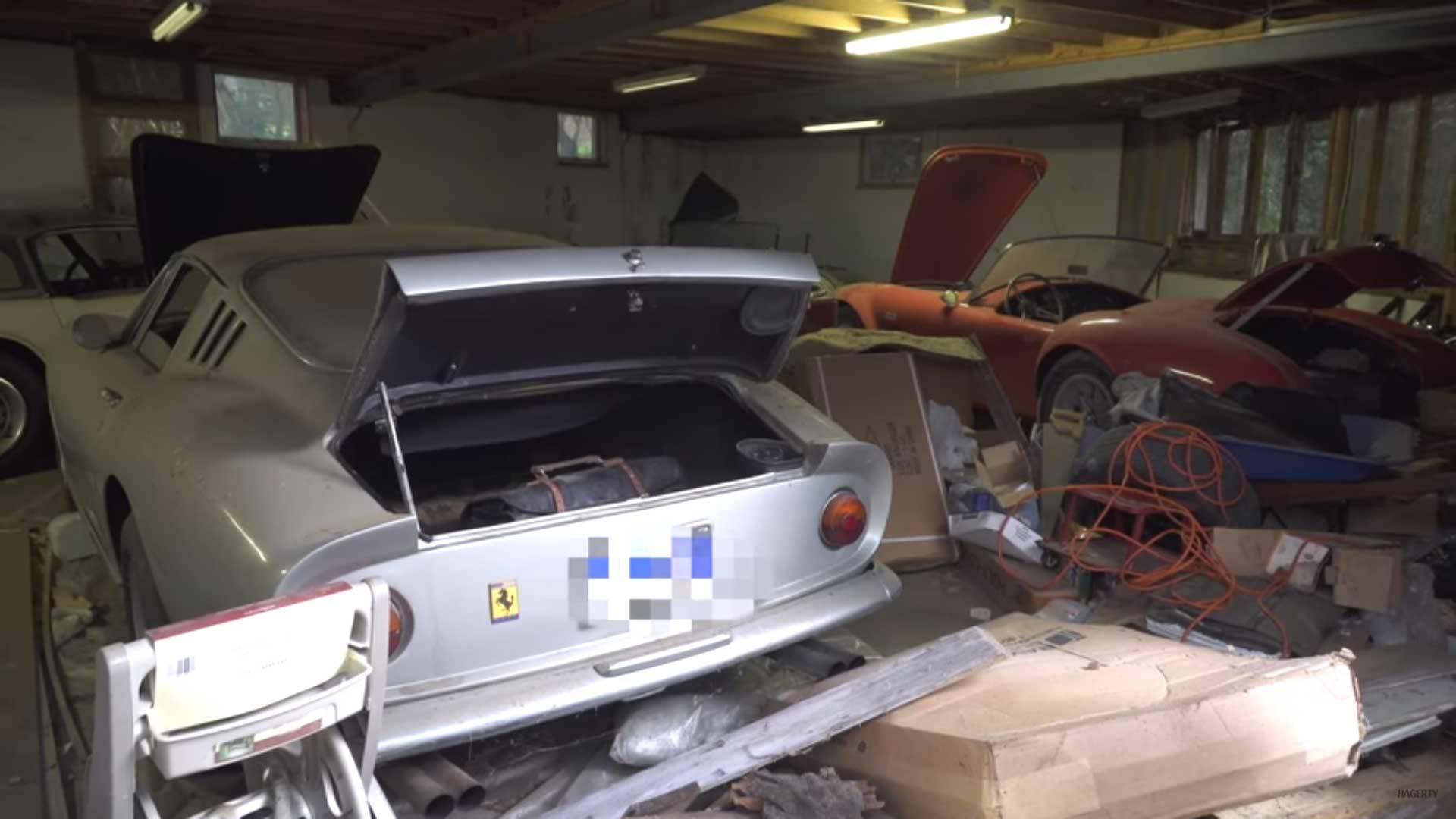 Photo of Αντίκες Ferrari και Shelby, αξίας άνω των 4 εκ. βρέθηκαν σε αποθήκη [vid]