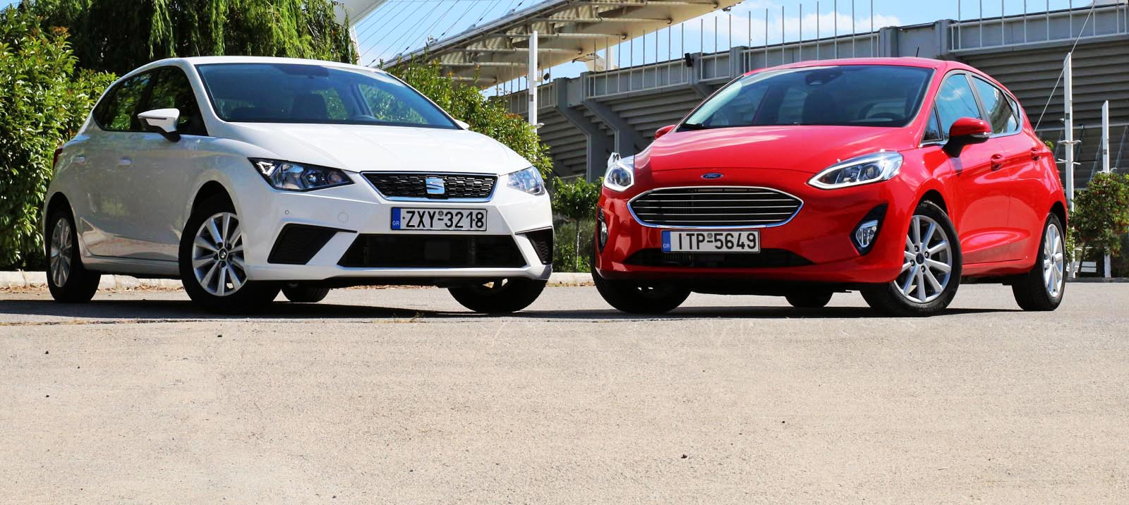 Photo of Ford Fiesta 1.0 Ecoboost vs Seat Ibiza 1.0 TSI [test drive
