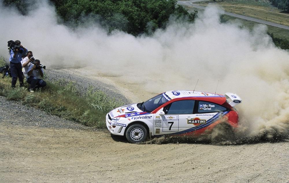 Photo of Στο σφυρί ένα από τα Focus WRC του McRae!