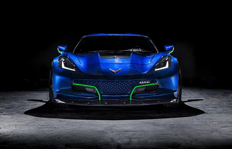Photo of Η Genovation έφτιαξε μία ηλεκτρική Corvette