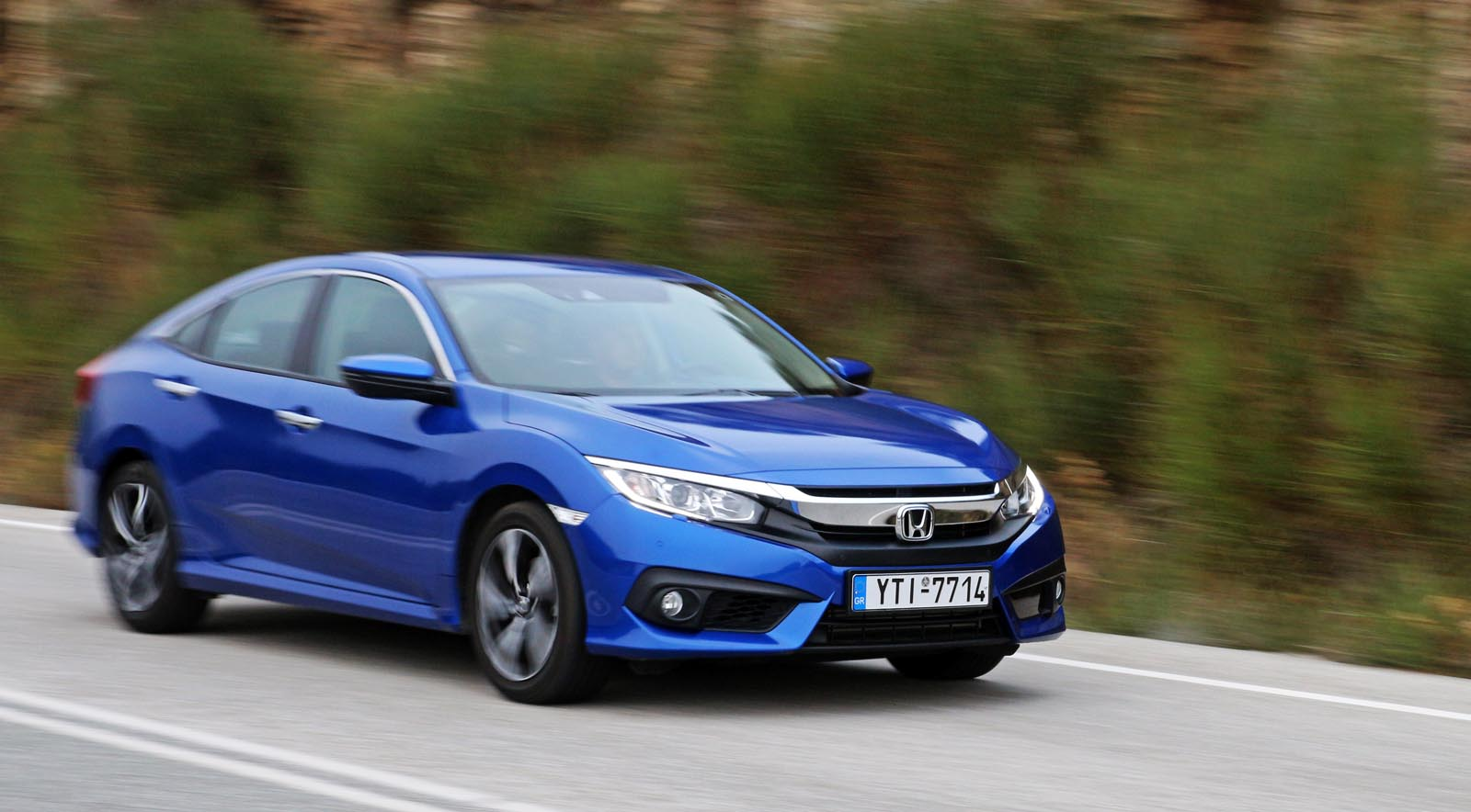 Photo of Honda Civic 4D 1.5 VTEC Turbo [test drive]
