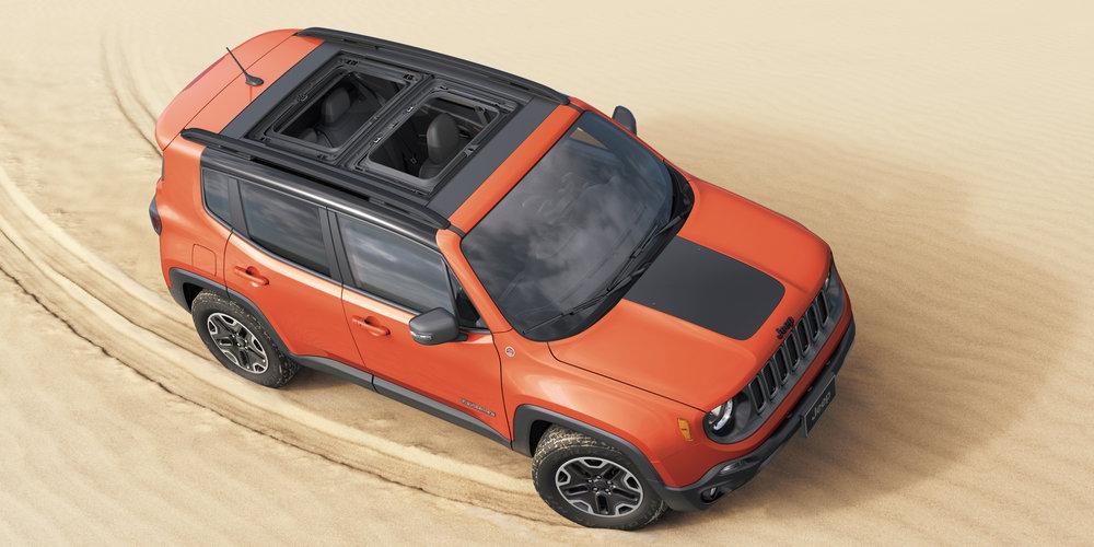 Photo of Jeep, σκέψεις για ένα μοντέλο μικρότερο του Renegade