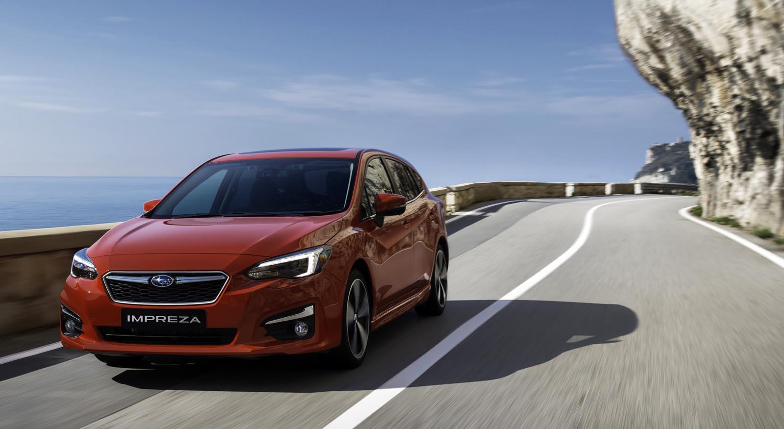 Photo of Πρώτη επαφή με τα νέα Subaru Impreza & XV [first drive]
