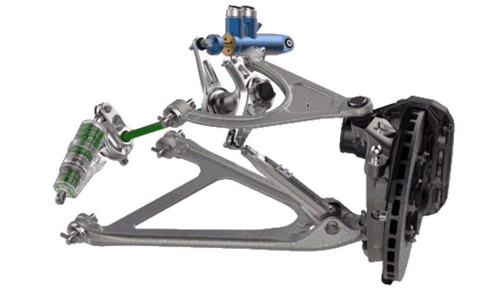 Photo of Πως λειτουργεί η ανάρτηση του Ford GT; [vid]