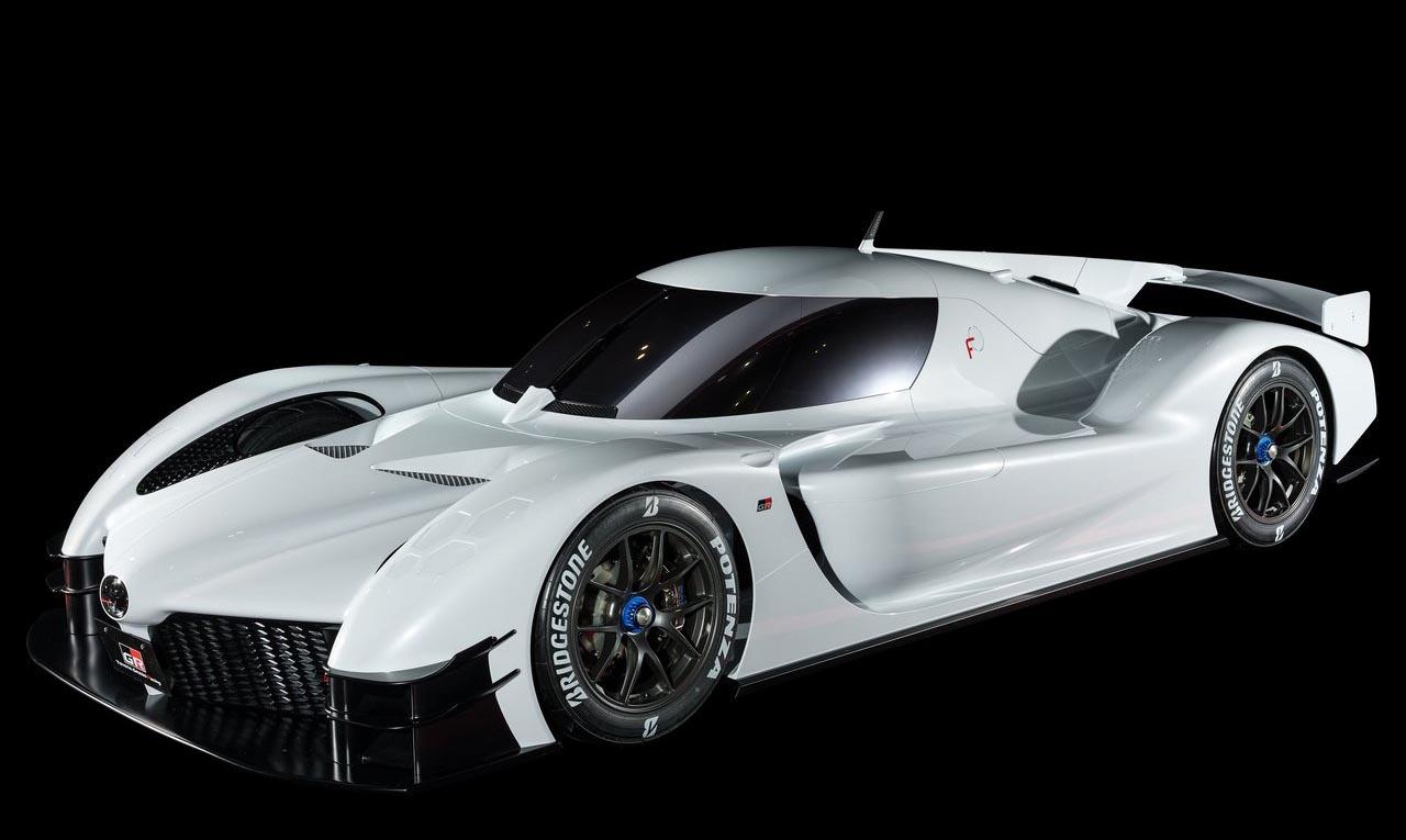 Photo of To Toyota Gazoo GR Super Sport έχει turbo υβριδικό V6 και 1.000 άλογα!