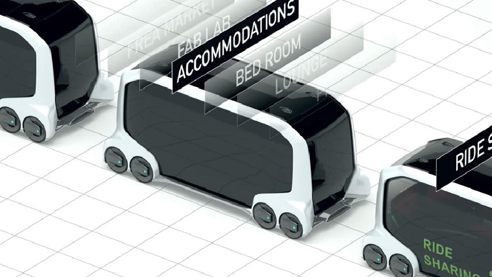 Photo of Toyota e-Palette, ματιά στο μέλλον! [vid]