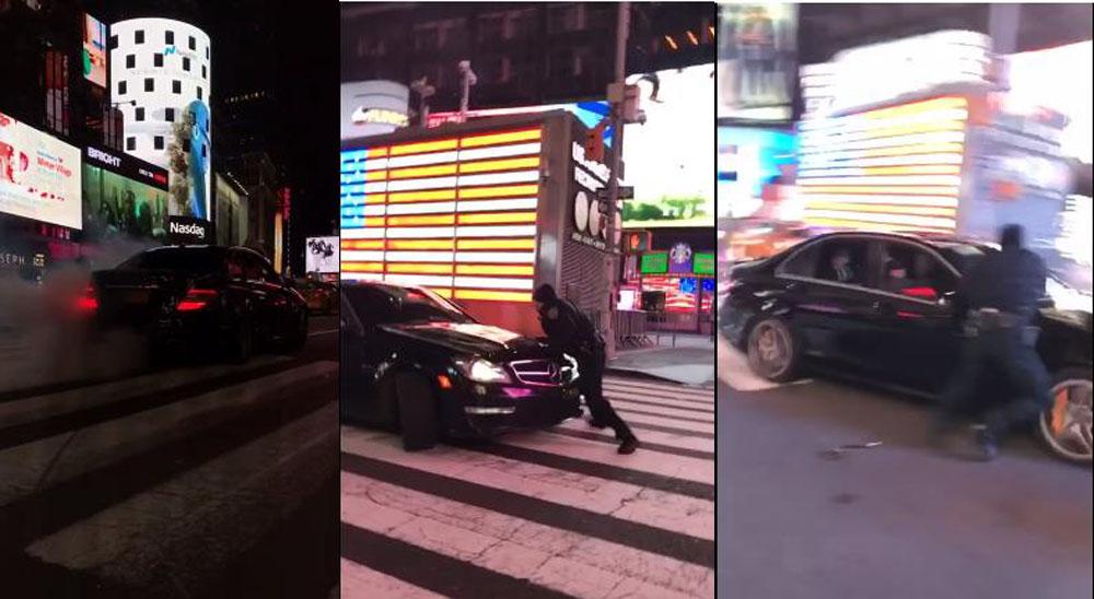 Photo of Τρελαμένος οδηγός μίας AMG C63 χτυπά αστυνομικό στη Νέα Υόρκη [vid]