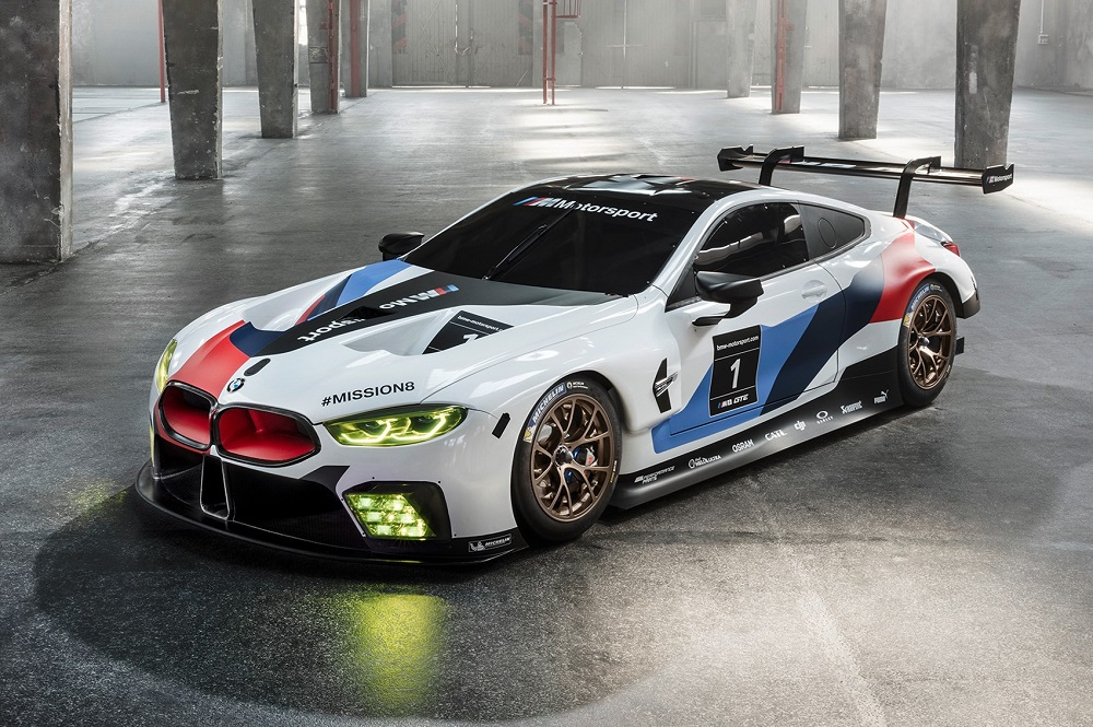 Photo of Έτοιμη η αγωνιστική BMW M8 GTE