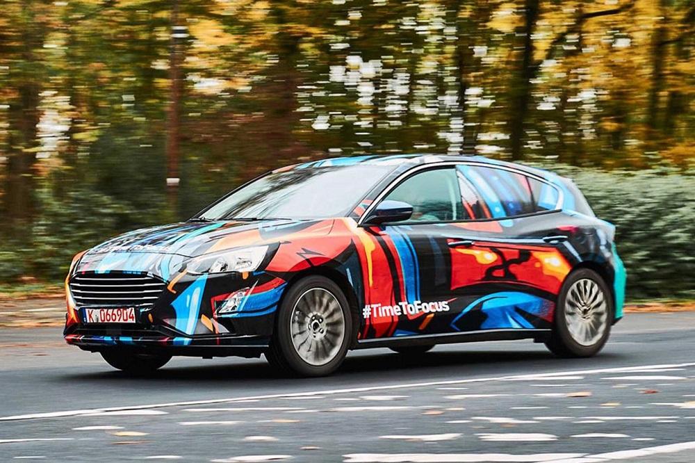 Photo of Τον Απρίλιο η παρουσίαση του νέου Ford Focus