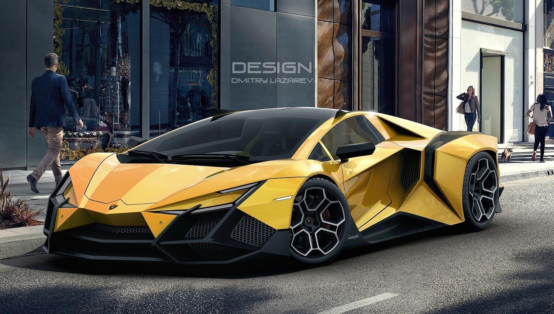 Photo of Αυτό θα ήταν το νέο hypercar της Lamborghini!