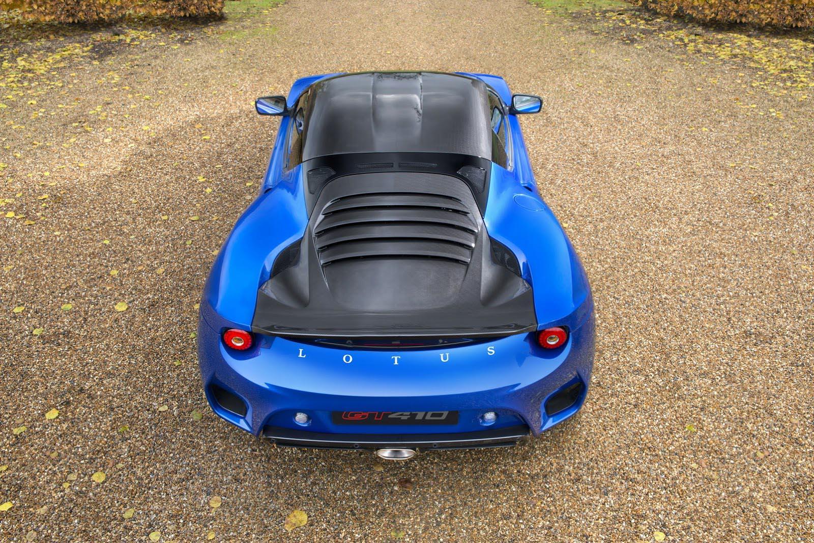 Photo of Η Lotus GT410 παίρνει την σκυτάλη από την Evora Sport 410
