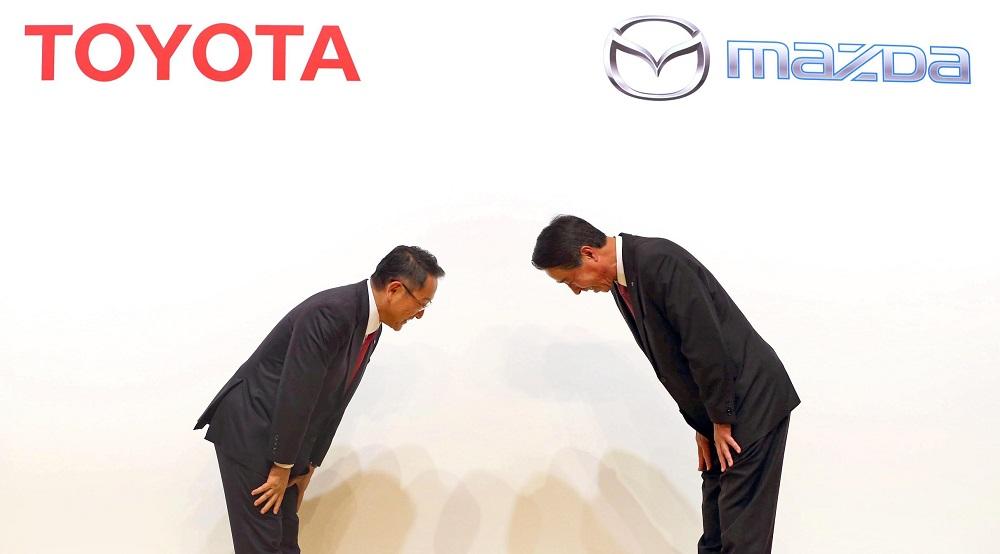 Photo of Θα γίνει συγχώνευση Mazda – Toyota;