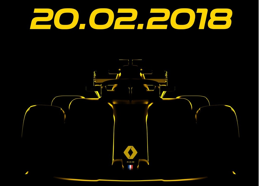 Photo of Στις 20 Φεβρουαρίου η αποκάλυψη της νέας Renault RS18