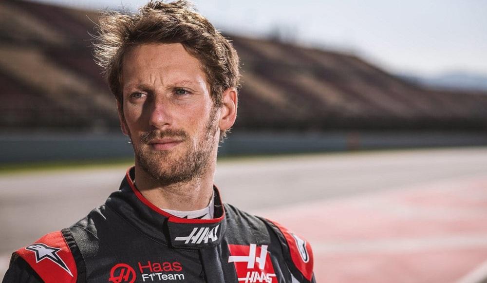Photo of O Romain Grosjean φιλοδοξεί να πατήσει τα 40 στην F1