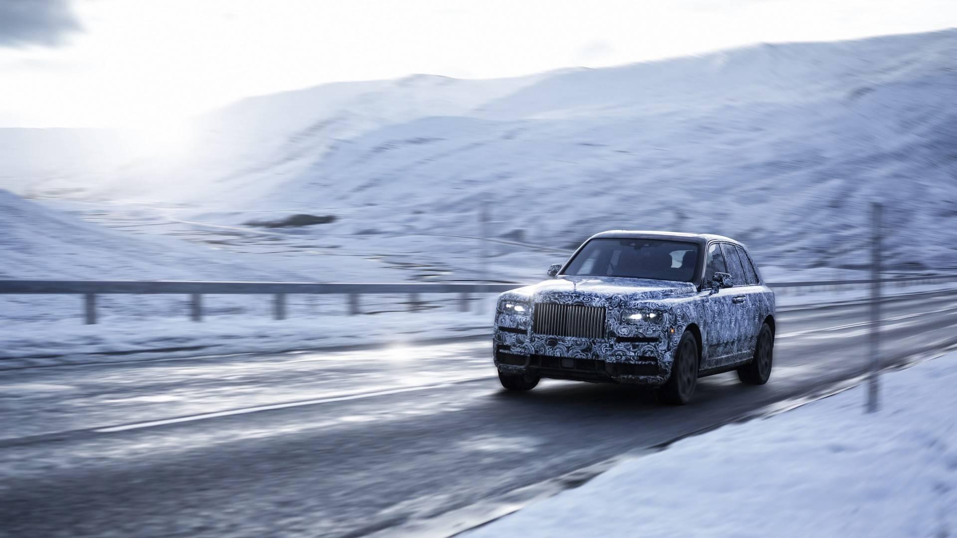 Photo of To SUV της Rolls Royce θα ονομάζεται Cullinan