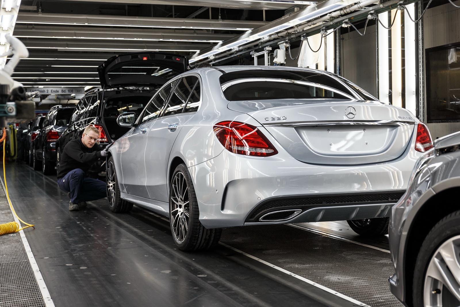 Photo of Τι μπόνους πήραν για το 2017 οι εργαζόμενοι της Daimler AG;