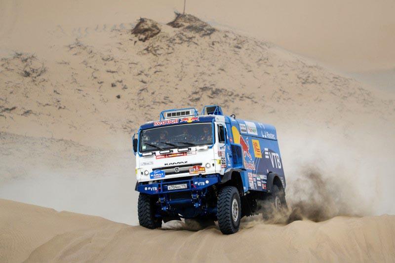 Photo of Η Continental συγχαίρει την ομάδα KAMAZ-Master  για τη νίκη της στο Rally Dakar