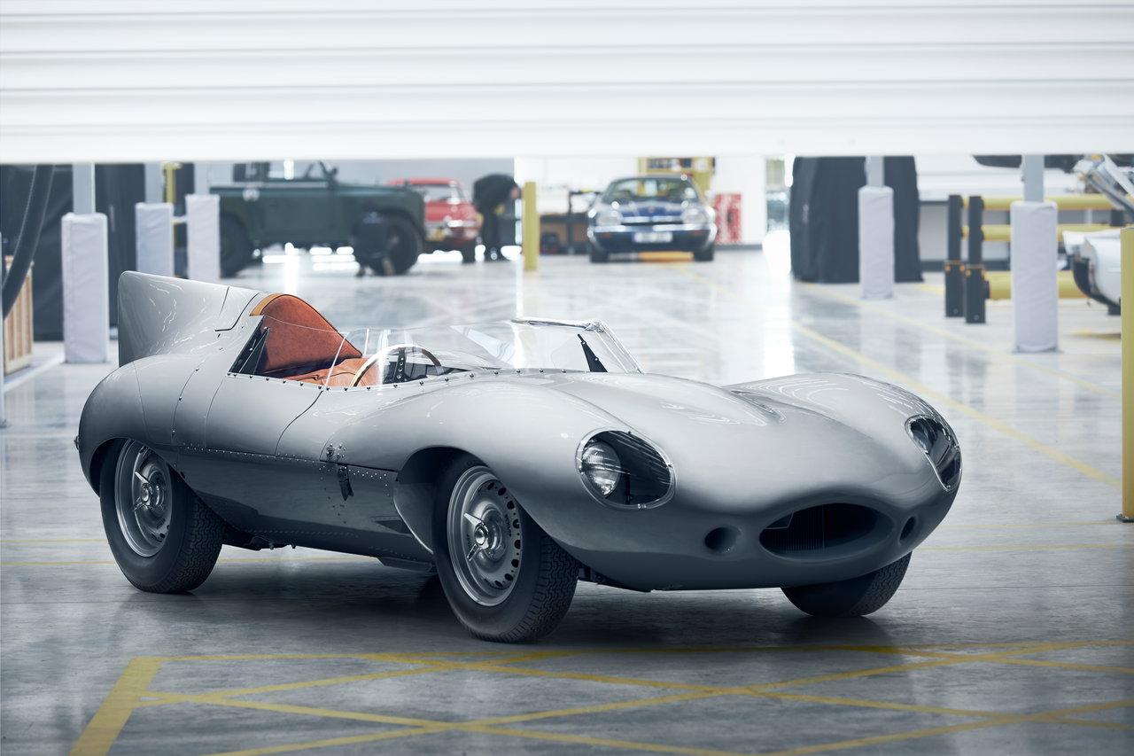 Photo of Ολική επαναφορά για 25 αγωνιστικές Jaguar D-Type