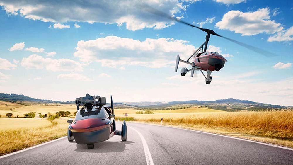 Photo of Το πρώτο ιπτάμενο αυτοκίνητο παραγωγής, στη Γενεύη!
