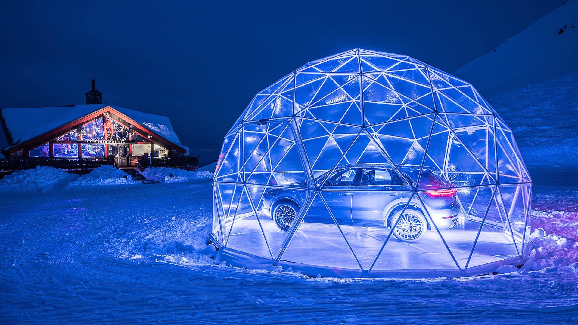 Photo of Σε τι υψόμετρο βρίσκεται το νέο σημείο πώλησης Porsche;