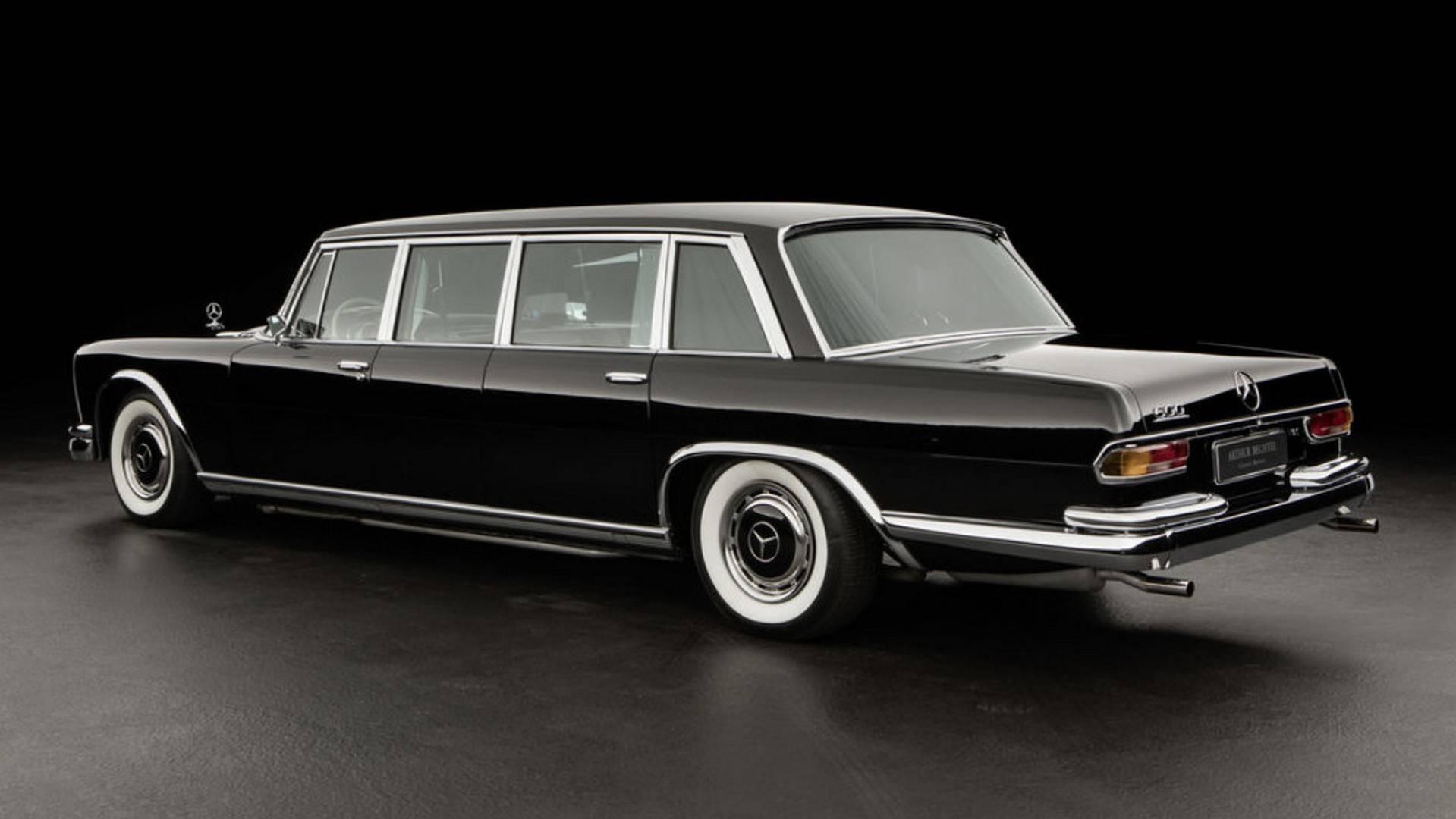 Photo of Μία Mercedes Pullman του 1969 θα πωληθεί για περισσότερες από 800.000 ευρώ!