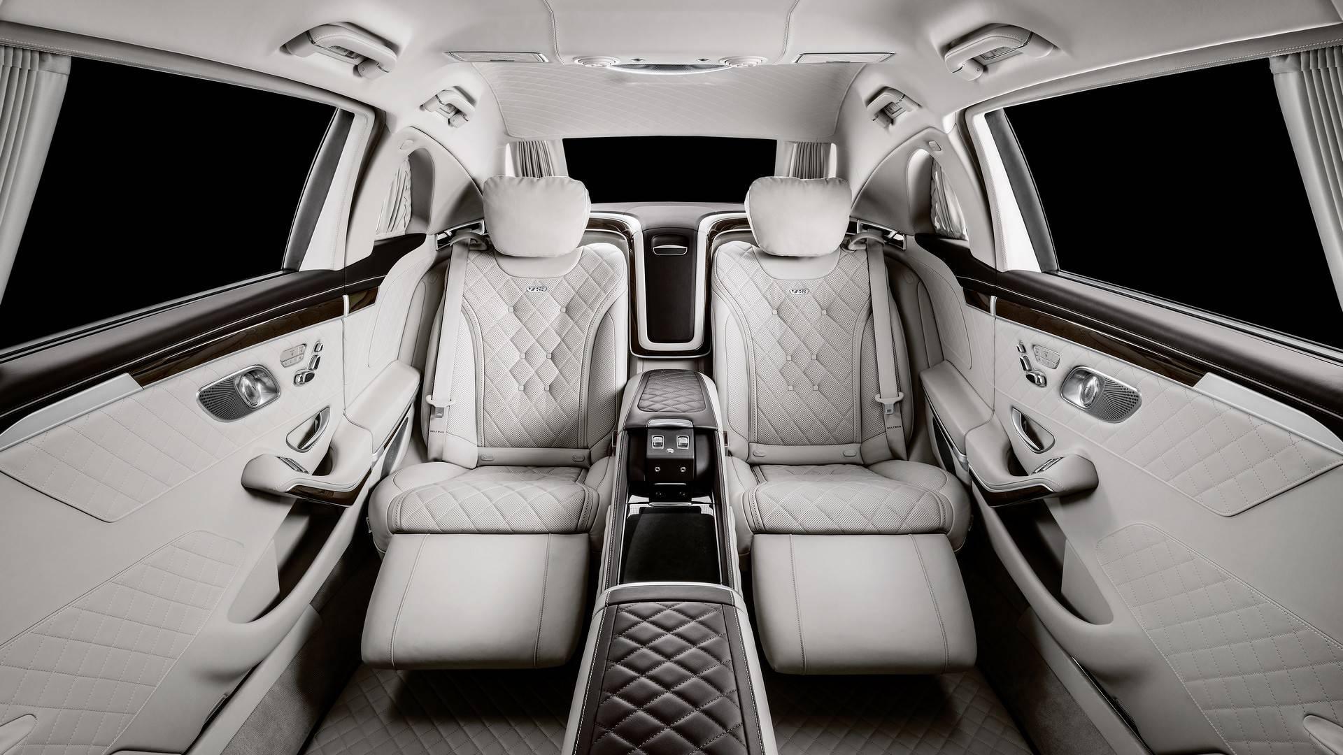 Photo of H Mercedes-Maybach Pullman είναι ο ορισμός της χλιδής!