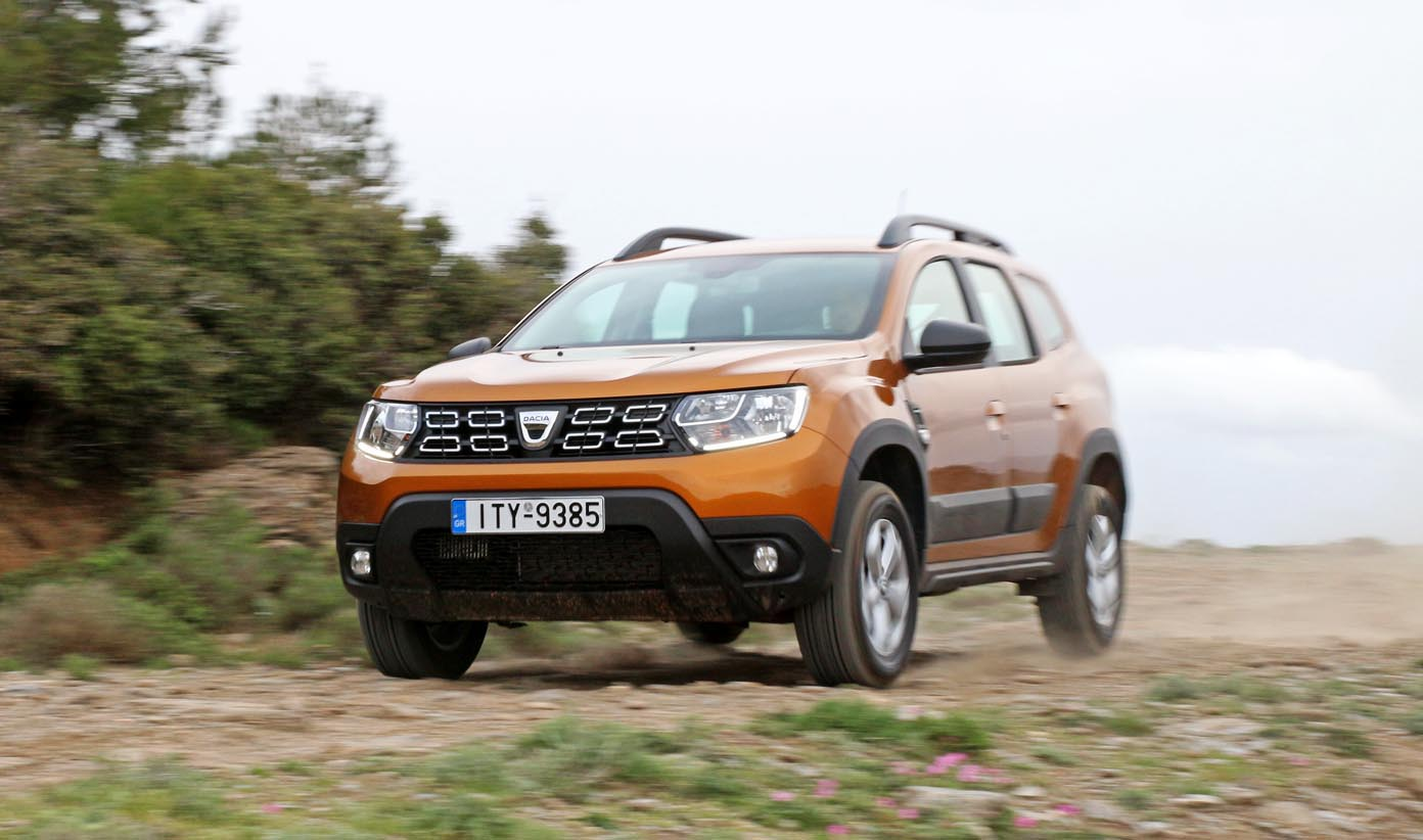 dacia duster 1 5 dci 4x4 test drive. Black Bedroom Furniture Sets. Home Design Ideas