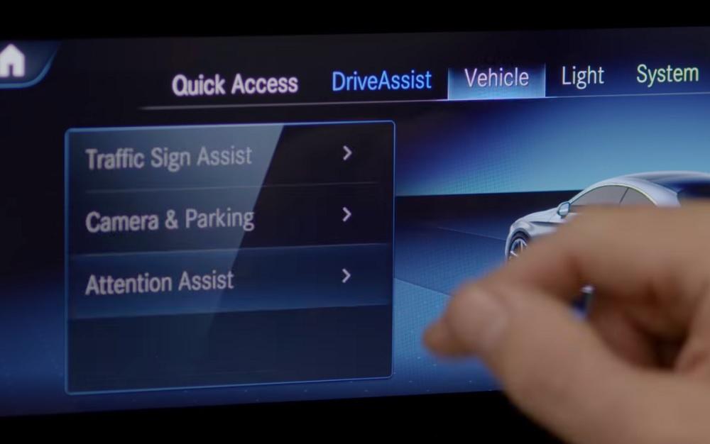 Photo of Η εμπειρία χρήστη στο νέο Infotainment της Mercedes [vid]