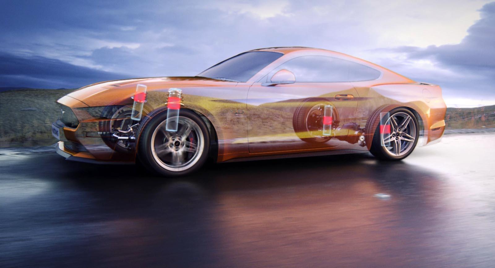 Photo of Πως λειτουργεί η ανάρτηση MagneRide στη νέα Mustang; [vid]
