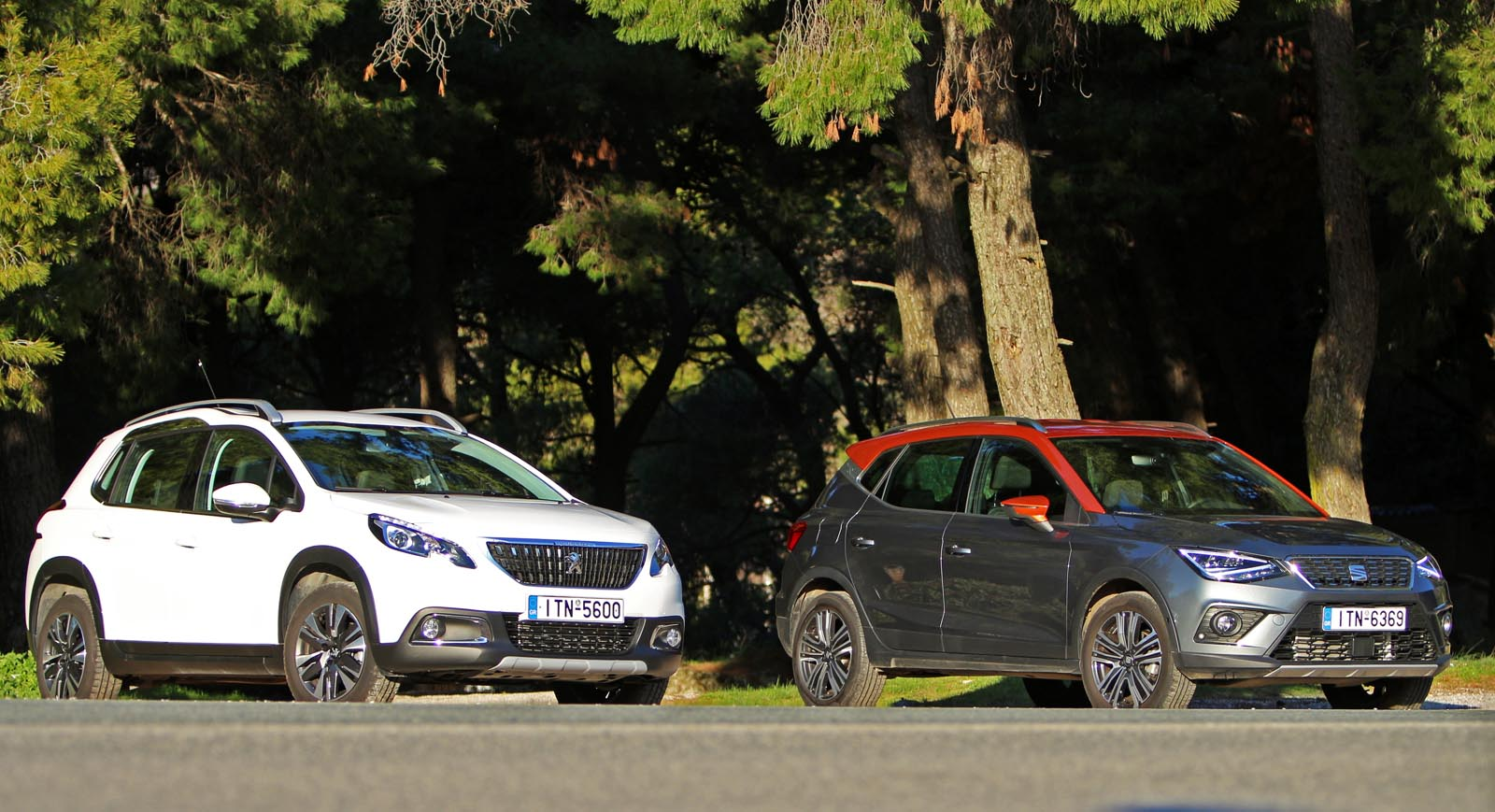 Photo of Peugeot 2008 1.2 PureTech vs Seat Arona 1.0 TSI [test drive]
