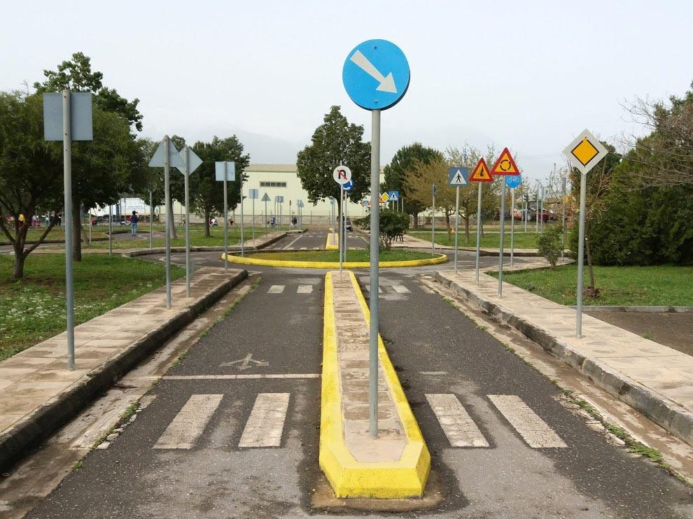 Photo of To Πάρκο Κυκλοφοριακής Αγωγής Σπάρτης ονομάζεται «Άρης Σταθάκης»