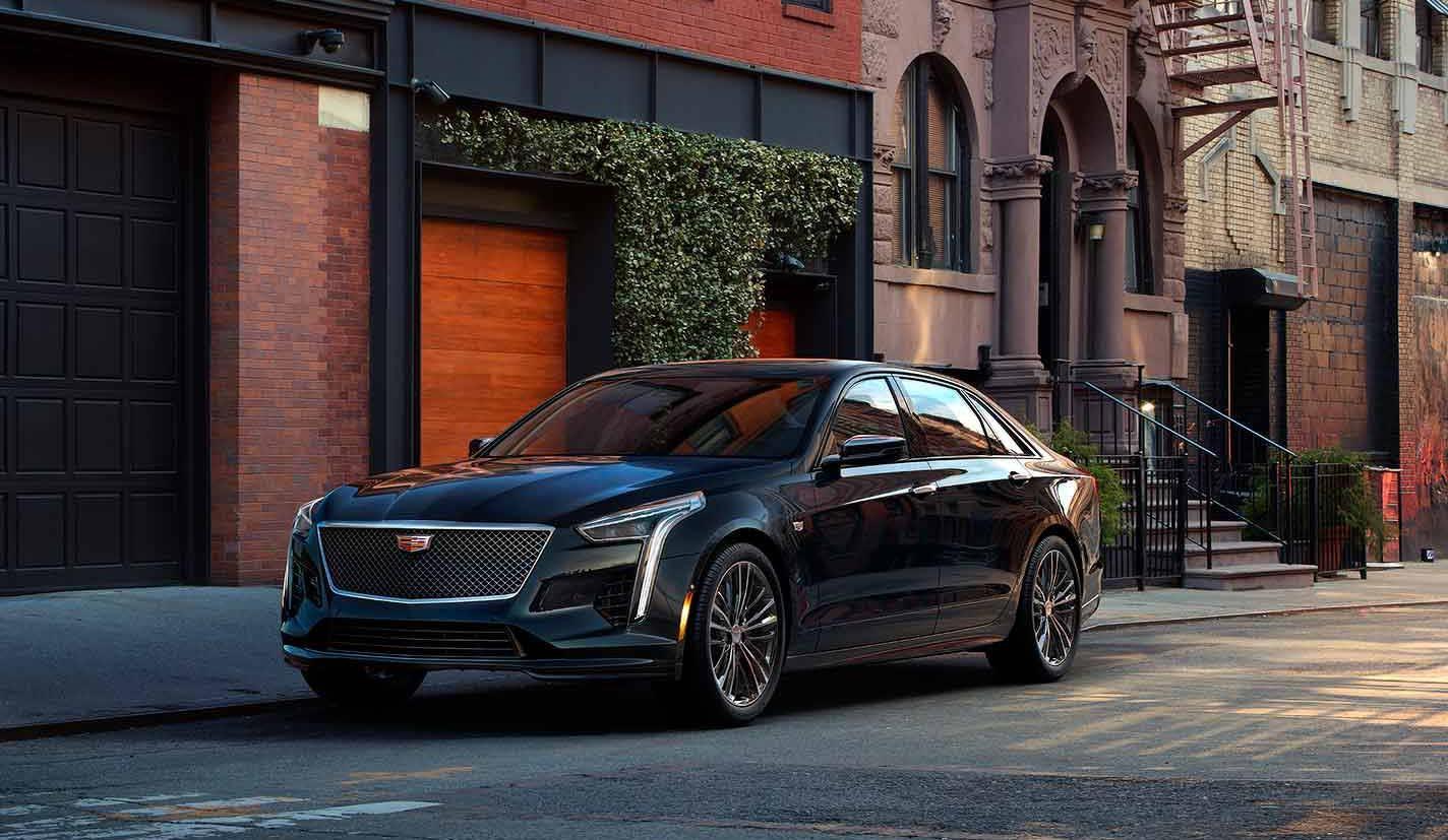 Photo of Ο νέος V8 της Cadillac CT6 V-Sport μπορεί να μπει και στη κεντρομήχανη Corvette