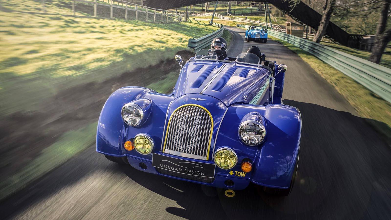 Photo of Τα τελευταία Morgan Plus 8 με κινητήρα BMW