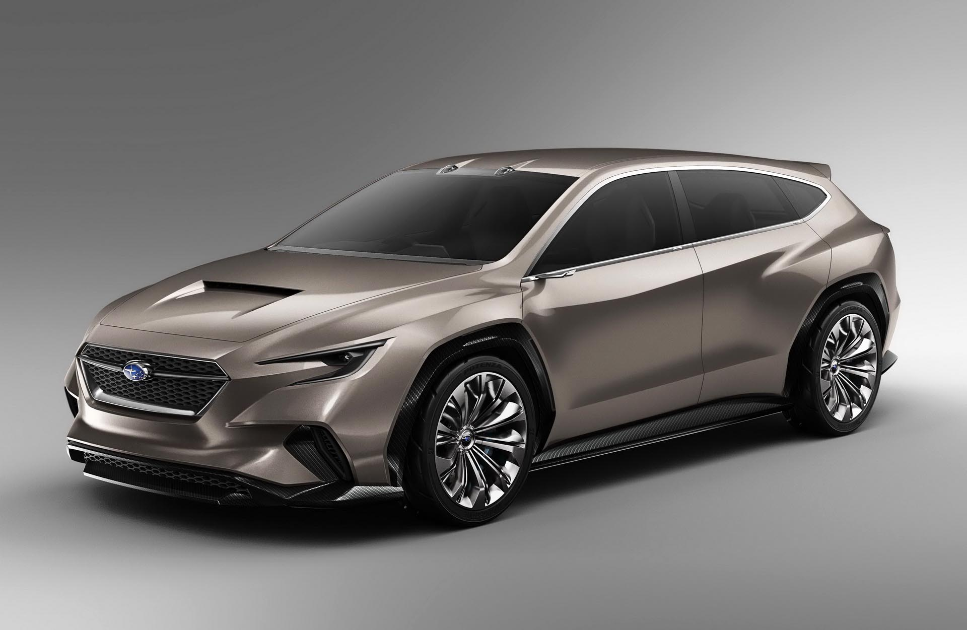 Photo of To Subaru Viziv Tourer Concept είναι ένα super-station!