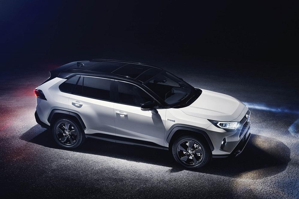 Photo of Αποκάλυψη για το νέο Toyota RAV4!